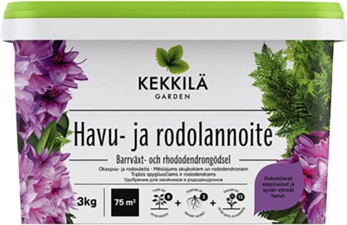 Havu- & Rodolannoite Kekkilä 3 kg