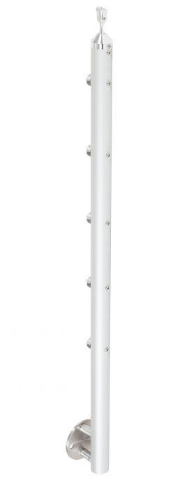 Pystytuki Treba AluTec B42 Alumiini 1030 mm
