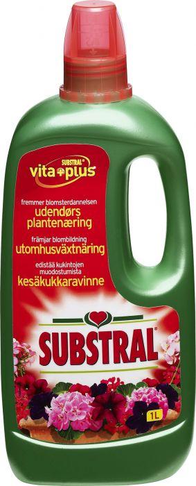 Kesäkukkaravinne Substral 1000 ml