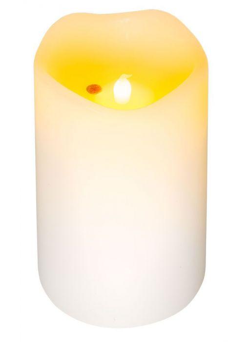 LED Kynttilä Airam Puhallettava Valkoinen