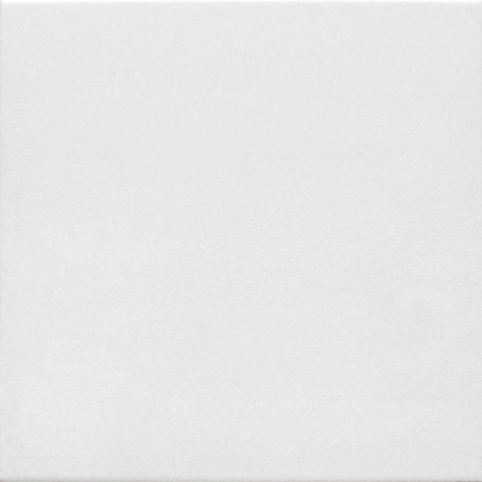 Seinä- ja Lattialaatta Retro  20 x 20 cm Valkoinen