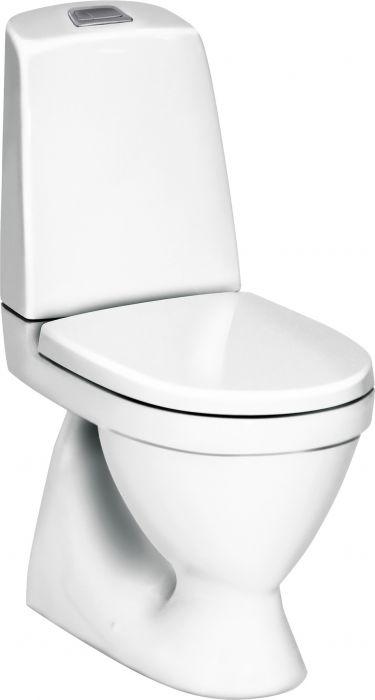 WC-istuin Gustavsberg Nautic 1500 Hygienic Flush S-lukko