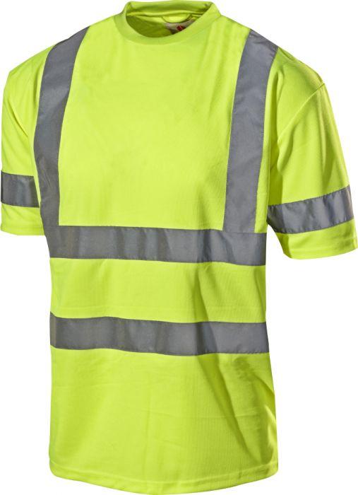 T-paita Salmiakki keltainen 86/92-146/152