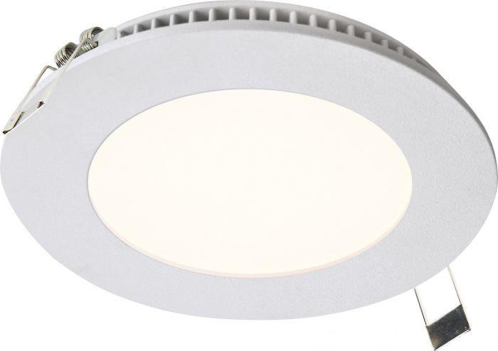 LED-paneeli Euli Interno 8W 117 x 19 mm pyöreä