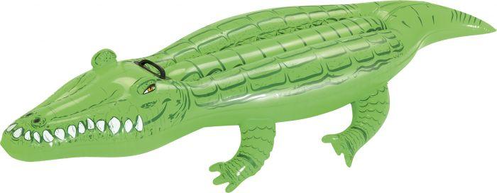 Krokotiili Bestway puhallettava