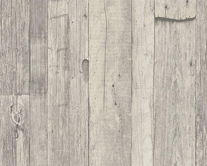 Kuitutapetti Decoworld Lapua Vaaleanharmaa