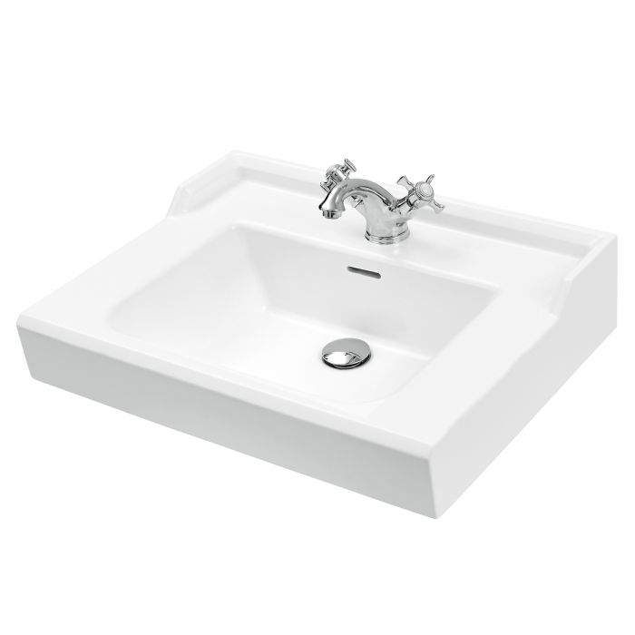 Pesuallas Svedbergs Stil 61 x 47 cm valkoinen