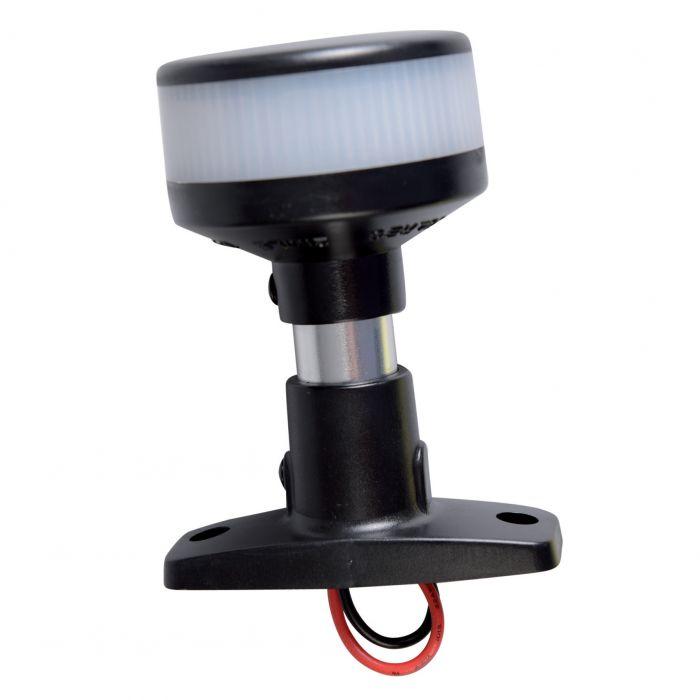 Navigointivalo LED 360° Musta