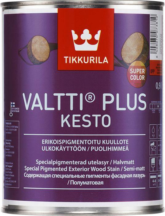 Kuullote Tikkurila Valtti Plus Kesto Supercolor EPP