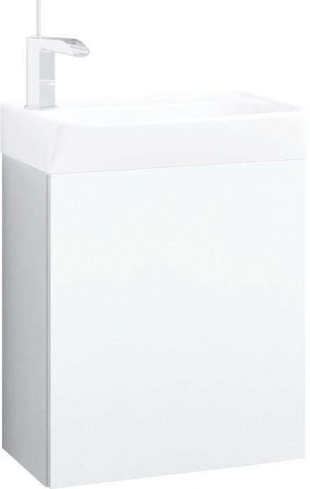 Allaskaappi Svedbergs Skapa 45 cm Valkoinen