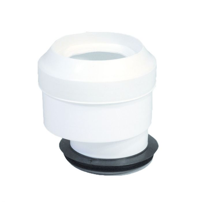Wc-mansetti Opal epäkeskeinen 0-13 mm