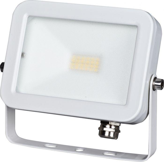 Litteä LED-valonheitin ElectroGEAR 50 W Valkoinen