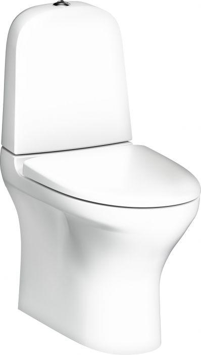 WC-Istuin Gustavsberg Estetic 8300 C+ Duo Mattavalkoinen