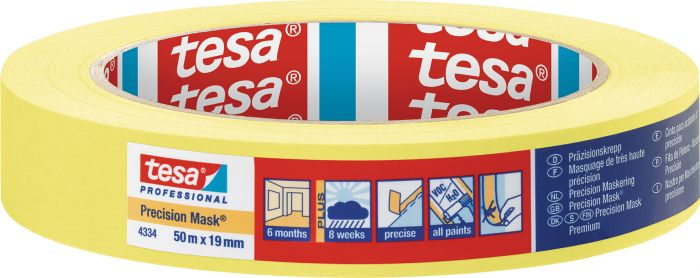 Maalarinteippi Tesa Precesion Mask 50 m x 9 mm