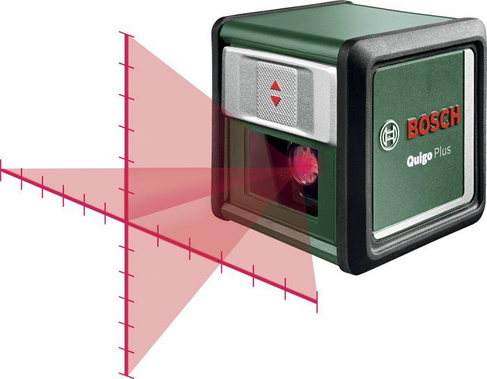 Linjalaser Bosch Quico Plus