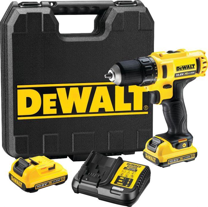 Akkuporakone DeWalt DCD710D2-QW