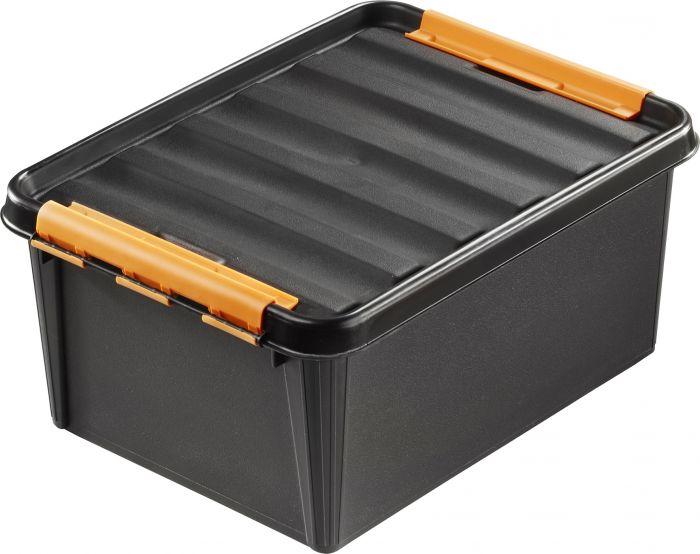 Säilytyslaatikko SmartStore Pro 15 Musta 40 x 30 x 19 cm