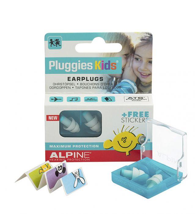 Lasten korvatulpat Alpine Pluggies Kids
