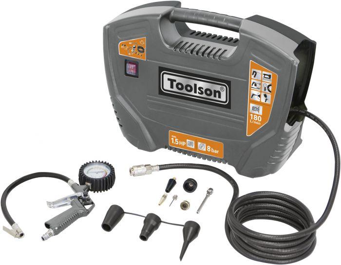 Kompressori Toolson MK180