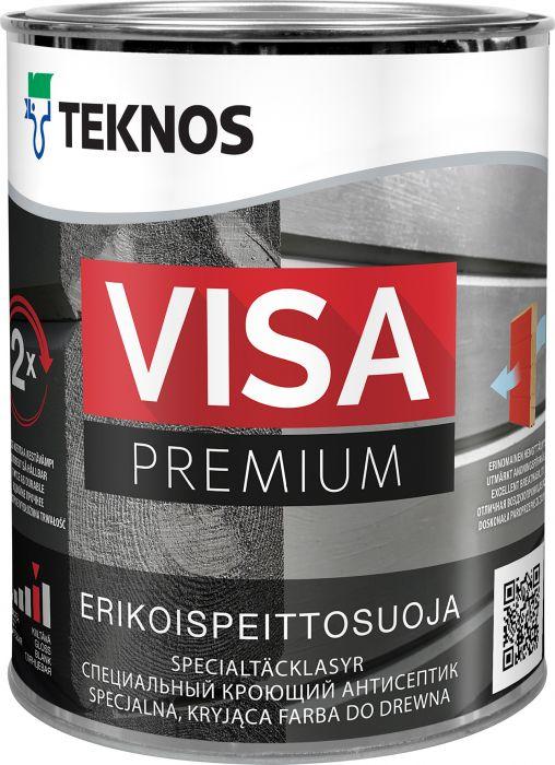 Erikoispeittosuoja Teknos Visa Premium