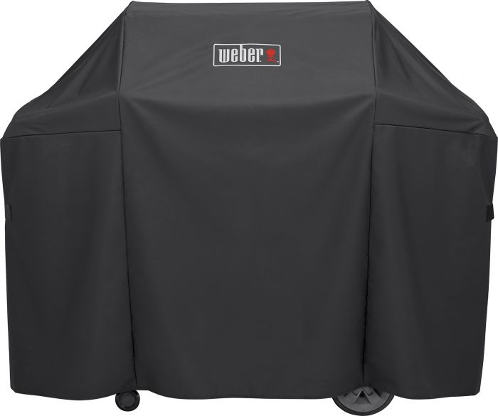 Suojapeite Weber Premium Genesis II 300-sarja musta