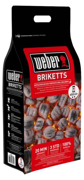 Briketit Weber 8 kg FSC