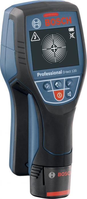 Rakenneilmaisin Bosch D-tect 120 Professional Solo