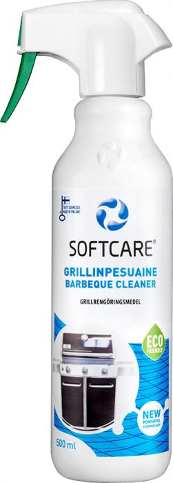 Grillinpesuaine Softcare 500 ml