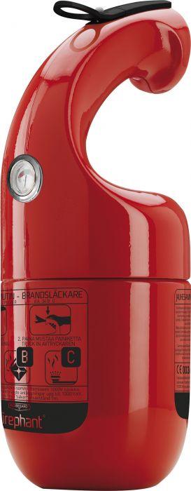 Jauhesammutin Housegard Firephant 1 kg