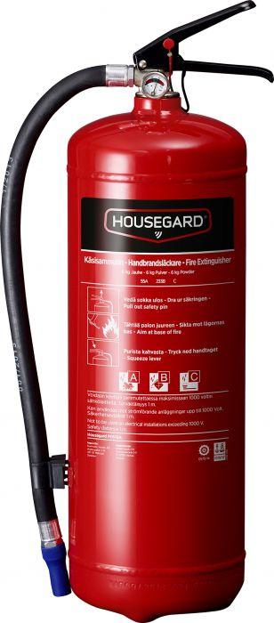Jauhesammutin Housegard 6 kg 55A