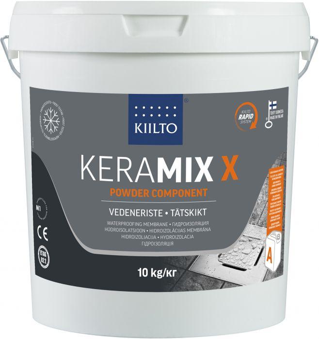 Vedeneriste Kiilto Keramix Jauheosa X 10 kg