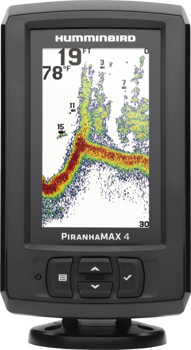 Kaikuluotain Humminbird Piranha Max 4