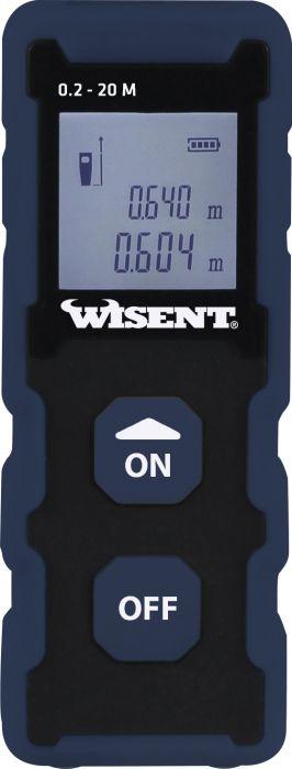 Laseretäisyysmittalaite Wisent 20 m