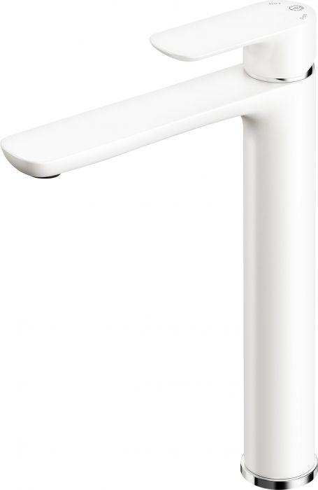 Pesuallashana Gustavsberg Estetic korkea malli, Valkoinen