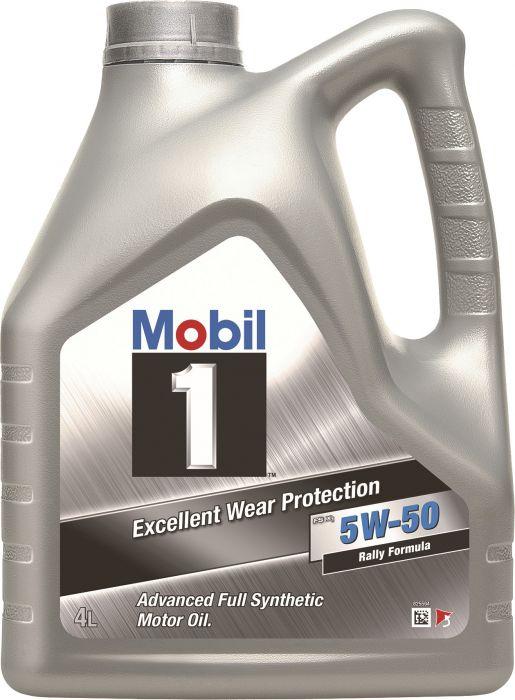 Moottoriöljy Mobil 1 FS x1 5W-50 4 l