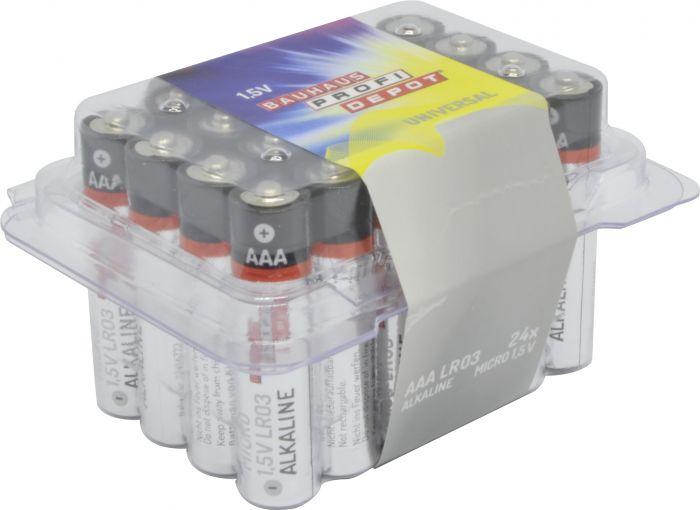 Alkaaliparisto Ultimate Power 1,5 V 24-pack AAA