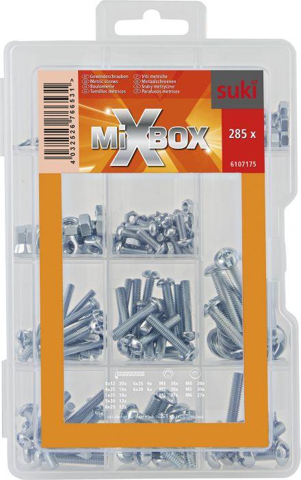 Lajitelmalaatikko Suki MixBox 285 kpl/pkt