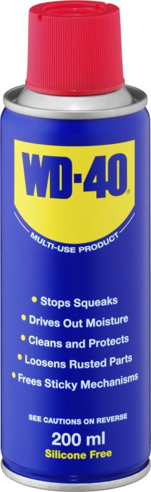 Monitoimiöljy WD-40 200 ml