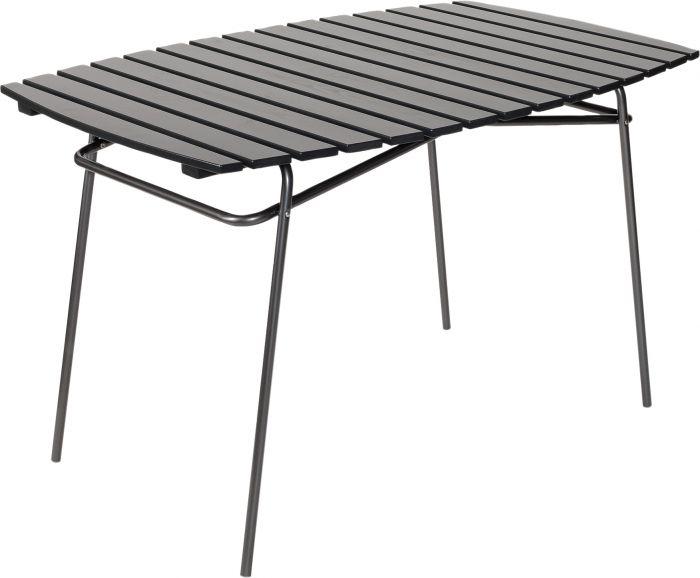 Pöytä Varax Retro 403 mustanharmaa