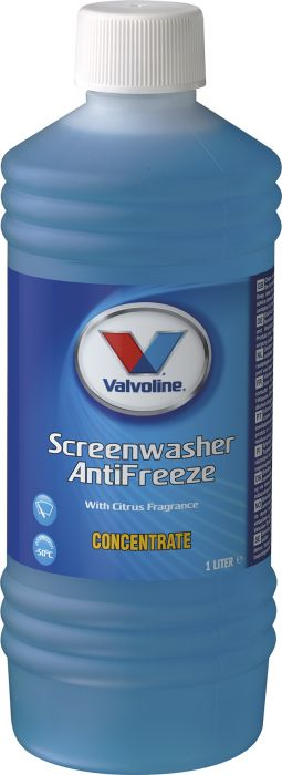 Lasinpesuneste tiiviste Valvoline Screen Washer AntiFreeze 1 l