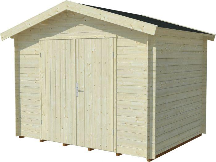 Pihavaja Palmako Olli 5,5 m²