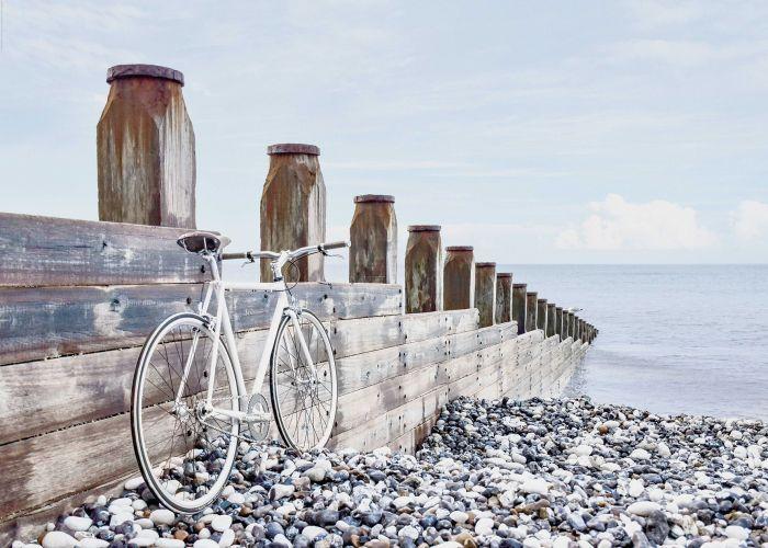 Sisustustaulu Reinders Bicycle at Sea