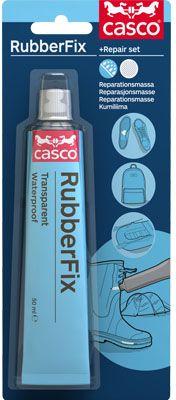Paikkausmassa Casco RubberFix 50 ml