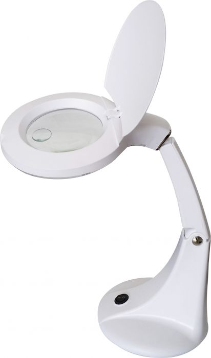 Suurennuslasivalaisin Airam Loop 3D + 12D