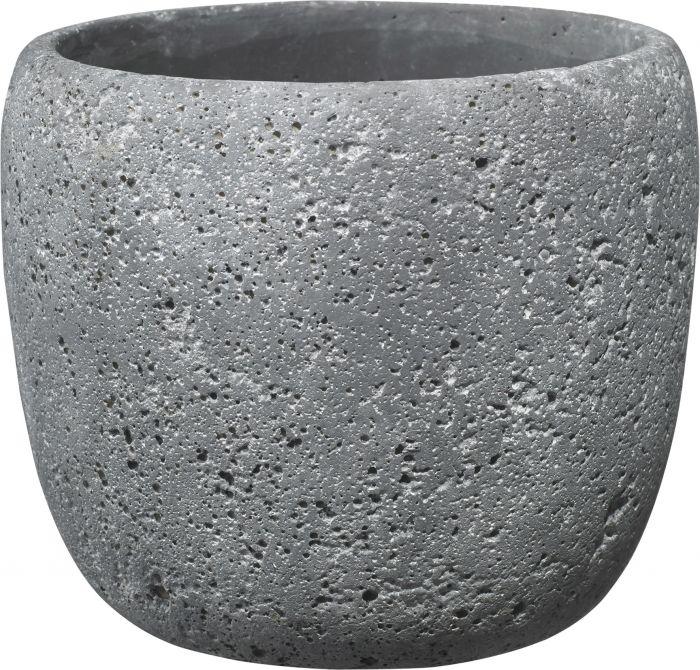 Suojaruukku Bettona tummanharmaa 19 cm