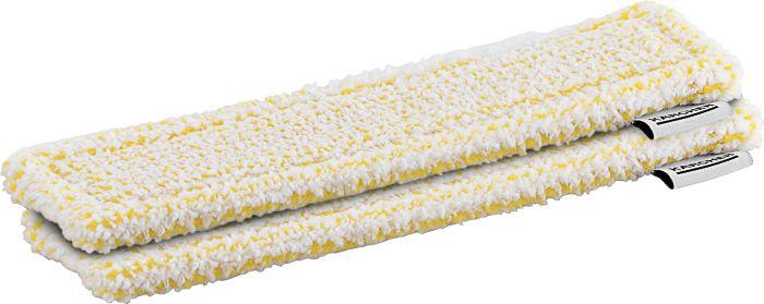 Mikrokuitupyyhin Kärcher Premium Keltainen 2 kpl