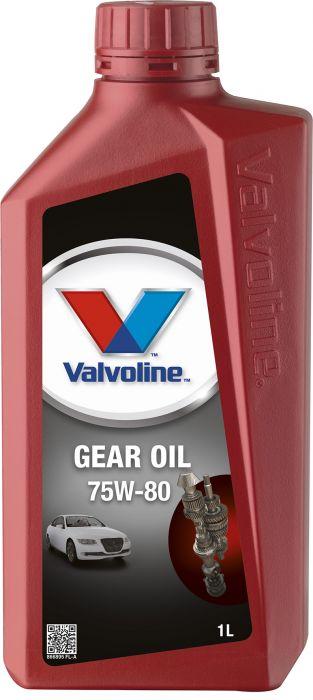 Vaihteistoöljy Valvoline Gear oil 75W-80 1 L