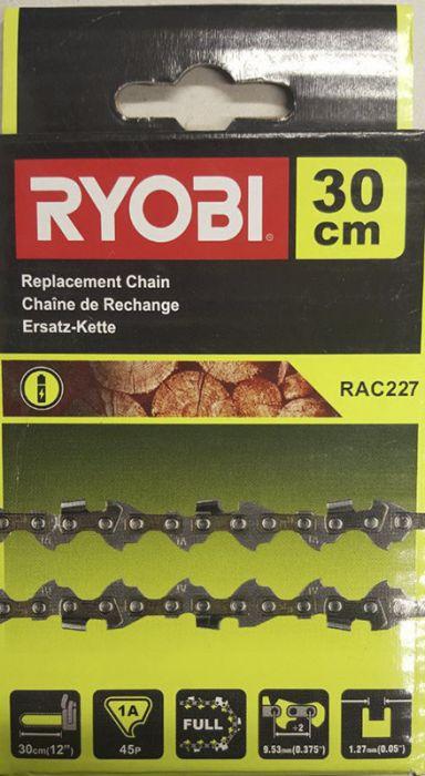 Teräketju Ryobi RAC227