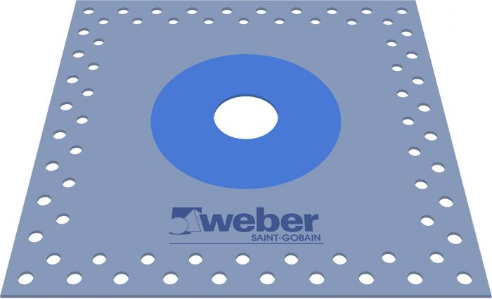 Läpivienti Weber SC 32-55 mm