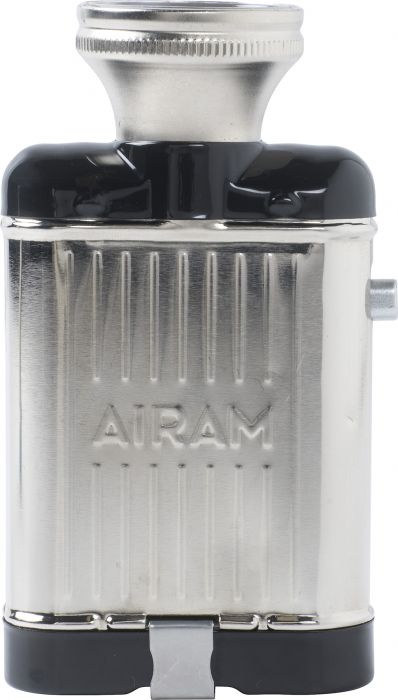 Taskulamppu Airam Retro 3W LED Musta
